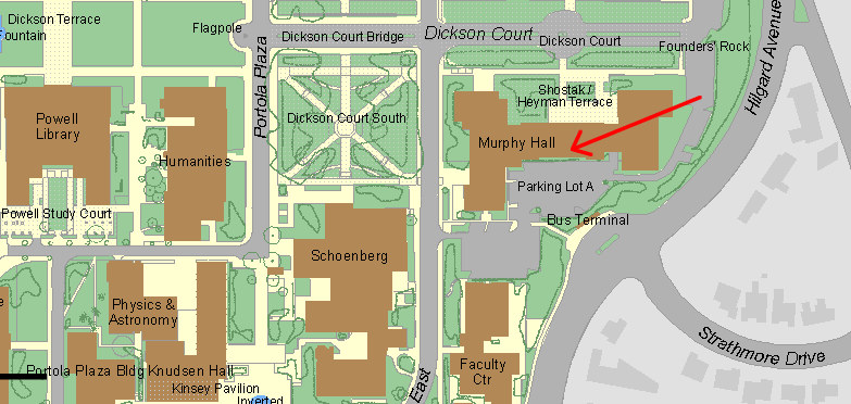 Loyola Law School Campus Map.Ucla Student Legal Services